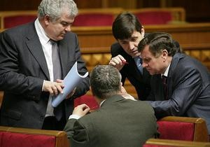 Рада направила Януковичу запрос о недопущении присвоения аэропорту Львова имени Бандеры