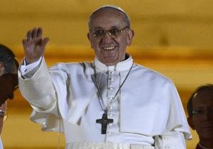 Папа Франциск: первый понтифик-иезуит