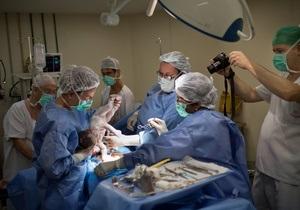 Новости США: В США впервые женщина с пятью пересаженными органами смогла родить ребенка