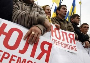 БЮТ: Неприязнь к милиции срабатывает у Януковича на уровне рефлекса