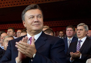 Янукович уверен, что создает Украине иммунитет от любых экономических кризисов
