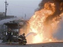 Ирак: США по ошибке уничтожили свою бронемашину