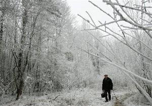 Прогноз погоды на среду, 25 января
