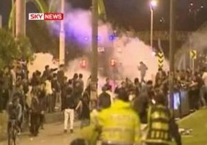 Сотни фанатов Metallica устроили беспорядки в Колумбии