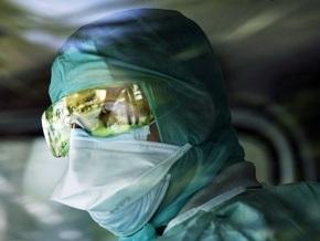 Число зараженных А/H1N1 за сутки выросло на тысячу и составляет 4379 человек