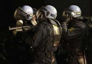 В ходе беспорядков в Копенгагене полиция арестовала более 200 человек