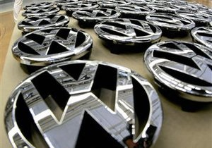 Volkswagen наращивает объемы продаж вопреки кризису
