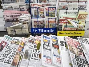 Обзор прессы: Тимошенко требовала от Пинзеника написать заявление об уходе