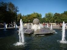 Житель Запорожья загрязнял городские фонтаны пенной смесью