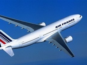 ВВС Бразилии начали поисковую операцию в районе исчезновения самолета Air France