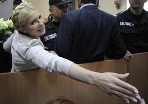 В Генпрокуратуре заявили, что Тимошенко затягивает судебный процесс