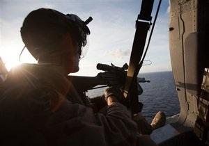 Украинский моряк попал в плен к сомалийским пиратам
