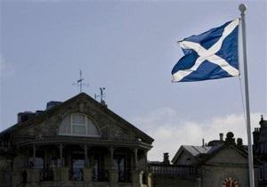 Шотландию убеждают остаться в составе Великобритании