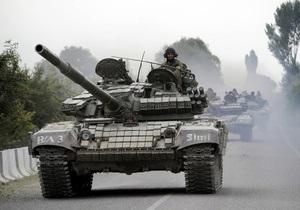 Грузия отрицает участие украинцев в войне с Россией: Москве надо было на кого-то свалить