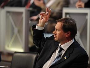 Партия регионов исключила Чорновила и приняла Плохого