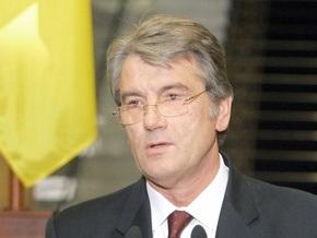 Ющенко подчеркнул необходимость принятия бездефицитного бюджета