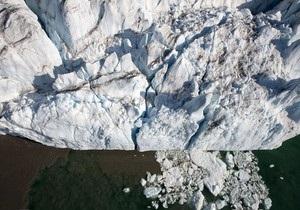 Европейский спутник показал, что таяние Арктики происходит быстрее, чем предполагалось
