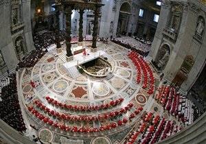Папа Римский: следующего понтифика изберут между 15 и 20 марта