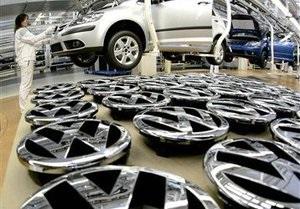 Прибыль Volkswagen Group уменьшилась в пять раз