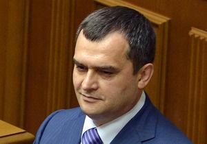Врадиевка - оппозиция - Хахарченко - Лидеры оппозиции призвали главу МВД подать в отставку