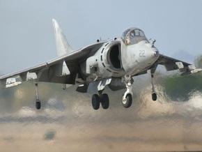 На Кипре разбился истребитель ВВС Великобритании
