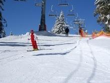 В Буковеле выпало больше метра свежего снега