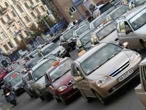 СМИ: Власти Киева решили ввести плату за стоянку такси