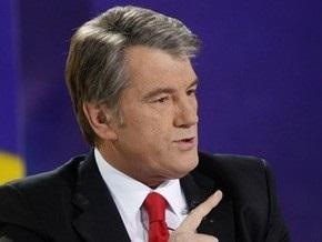 Ющенко признал, что вряд ли победит на выборах