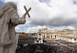 Ватикан - Конклав - Избрание Папы Римского: ожидание и интриги