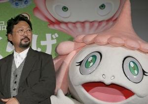Такаси Мураками создаст косметику в стиле аниме
