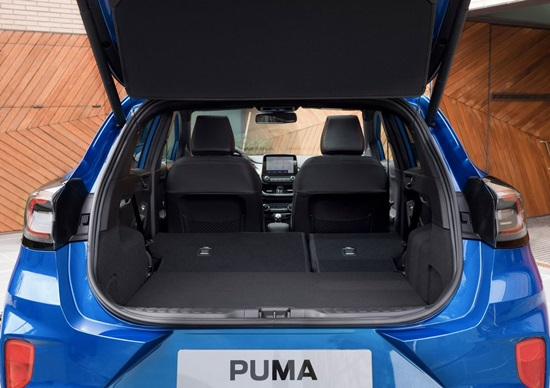 Image result for Ford презентовал гибридный кроссовер Puma