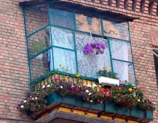 Самые красивые балконы киева - korrespondent.net.