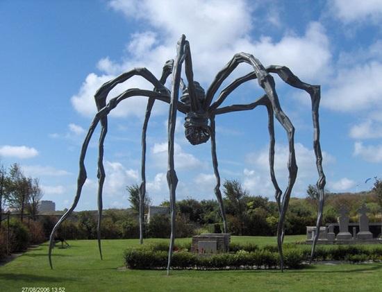 Монстры пауки