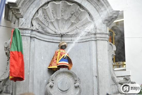 время фото в брюсселе украинских героев главная принадлежность