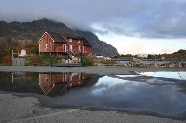 Роскошные пейзажи Норвегии - Страница 6 1462087