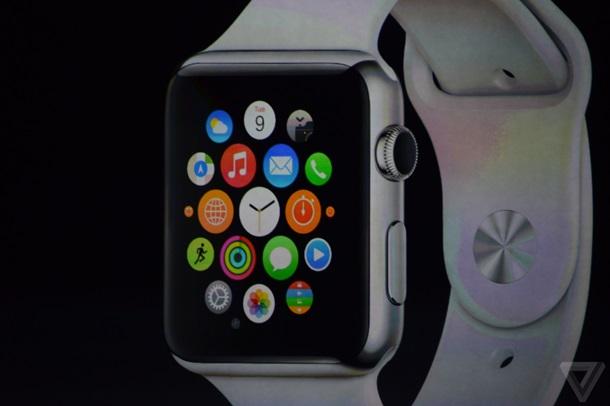 Смарт часы Apple Watch презентация