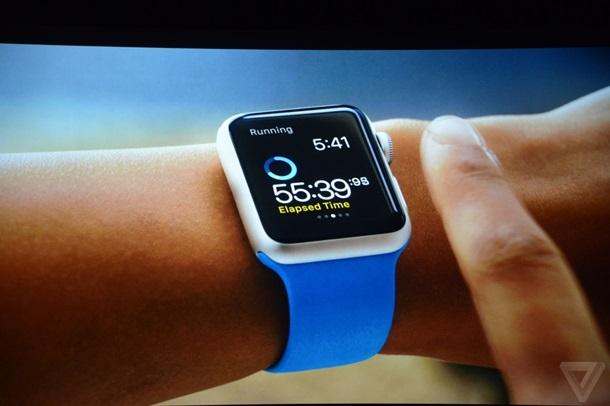 Презентация Apple Watch онлайн трансляция