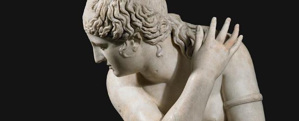 Обнаженное женское тело в древнегреческой скульптуре