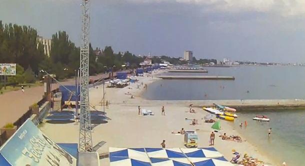 Пляж коктебеля скрытая камера видео онлайн бесплатно