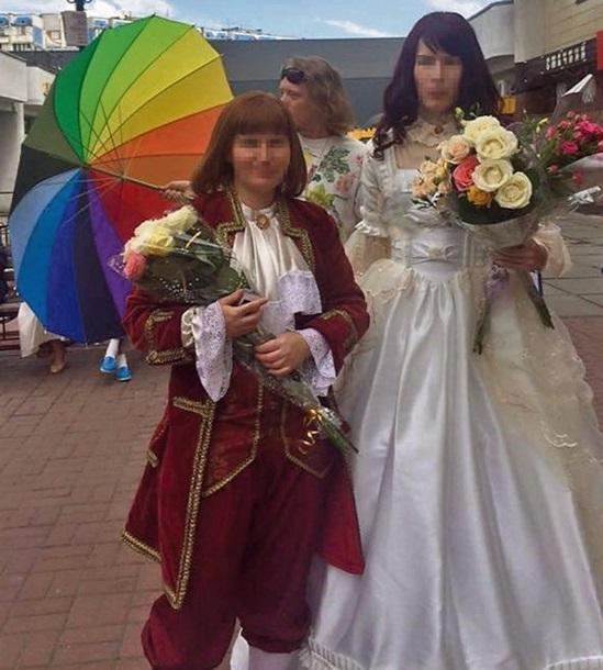 Активна пропаганда ЛГБТ в Україні
