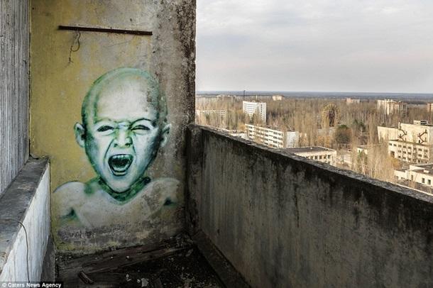заброшенные дома чернобыля фото