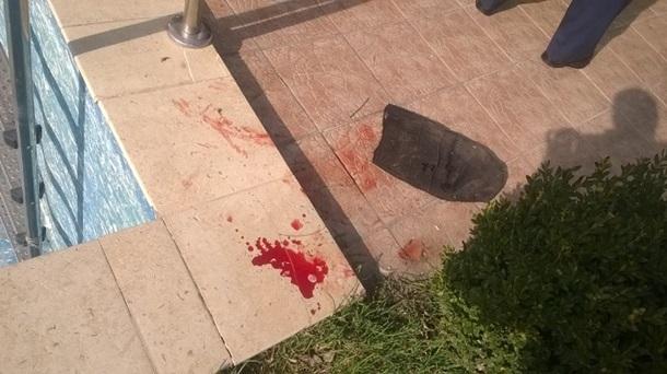 На задержанного на взятке херсонского прокурора нападали разбойники с автоматом