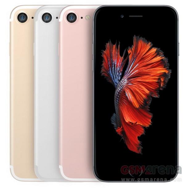 СМИ показали новые рендеры iPhone 7