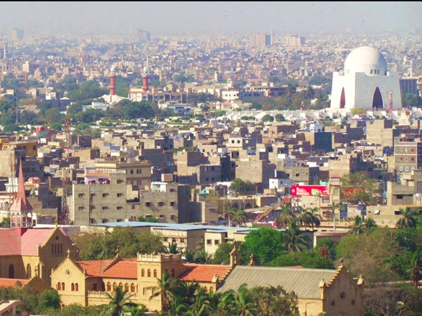 i live in karachi city essay