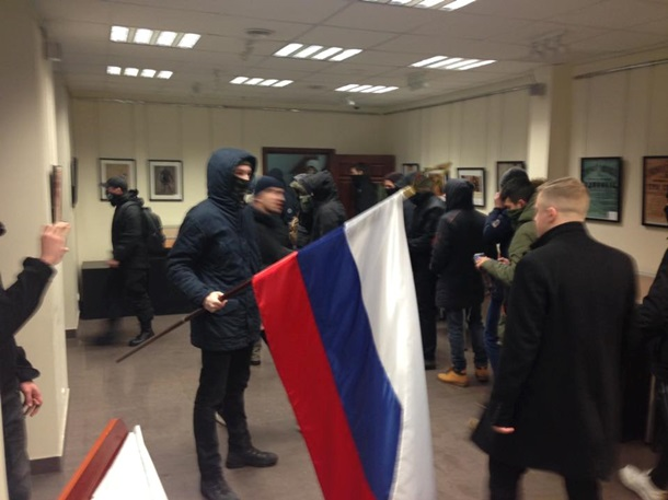 Нападение на«русскую колыбель» может дорого стоить Украине— Око заоко