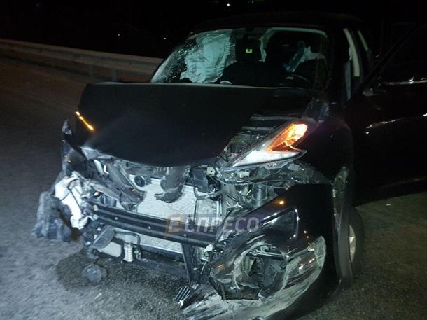 Смертельна ДТП наДарницькому мосту: водія, який збив студента, затримано