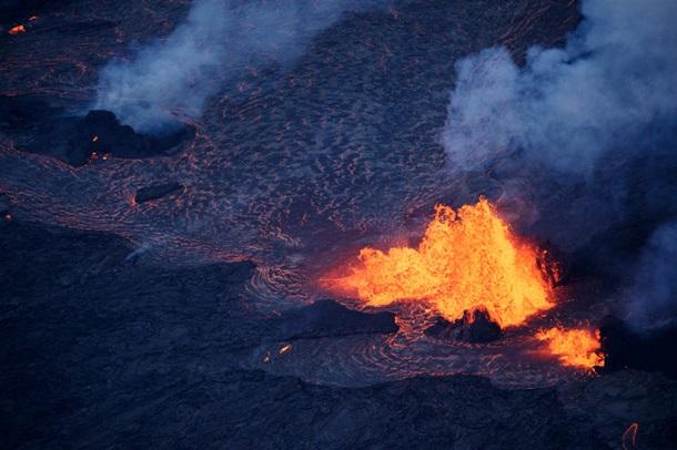 НаГавайях может случится утечка ядовитого газа из-за извержения вулкана