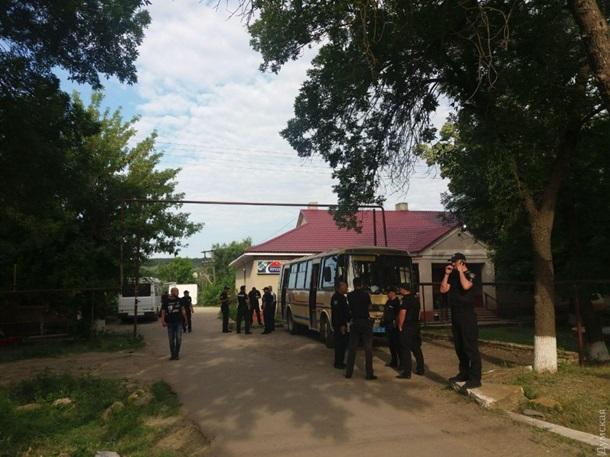 Вблизи избирательного участка в Одесской обл. стреляли из травматического оружия, - Нацполиция - Цензор.НЕТ 9464