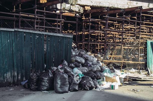 ВИДЕО На Шулявском путепроводе проводятся подготовительные работы для демонтажа моста - фото 5