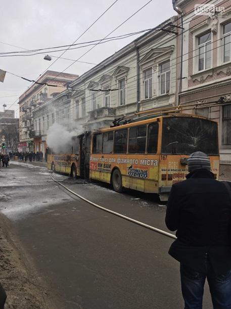 Троллейбус Тернополь